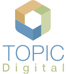 Topic Digital Logo